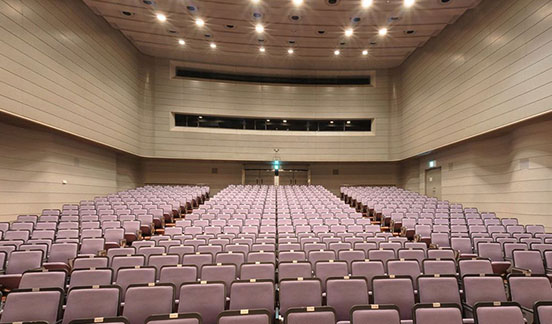 劇場ホール関係image
